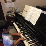 ピアノ歴 一年生!