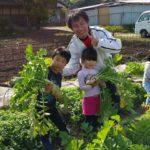 【遠足】農業体験in苗代